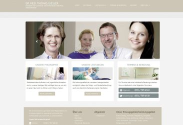Dr. med. Thomas Giesler – Plastische- und Ästhetische Chirurgie, Handchirurgie