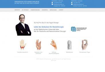 Dr. Kitzinger – Ordination für Handchirurgie