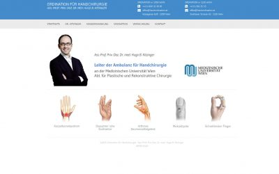 Dr.Kitzinger Handordination