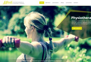 Physiotherapie und Personal Training