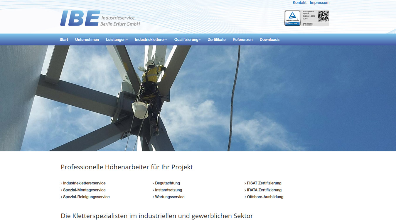 IBE Industrieservice