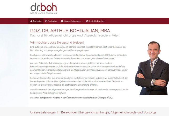 Dr.Bohdjalian - Startseite