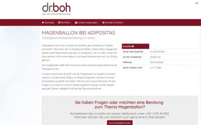 Dr.Bohdjalian - Magenballon