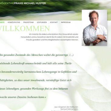 Praxis Michael Huster - Startseite